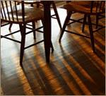 Korková plovoucí podlaha