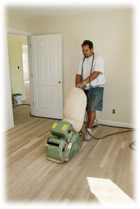 Jak vypadá renovace dřevěné plovoucí podlahy
